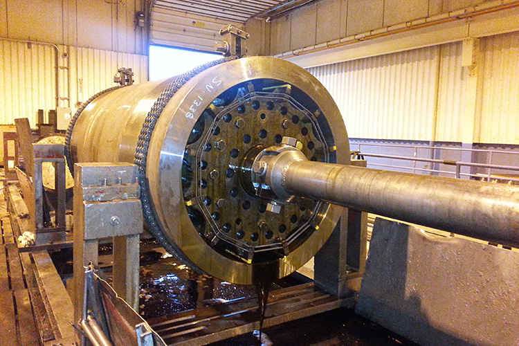 honing at commercial fluid power