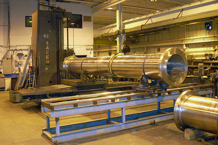 milling at commercial fluid power